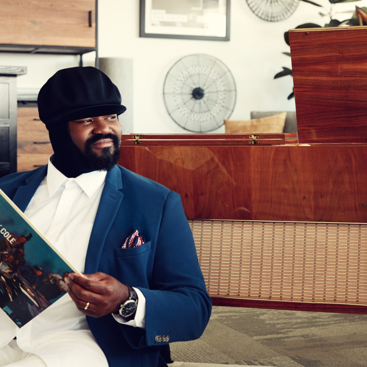 "Gregory Porter – ""Nat King Cole & Me"""