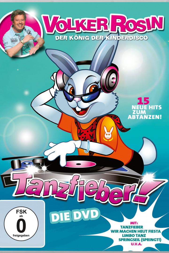 Tanzfieber! - die DVD neu
