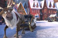 """Die Eiskönigin - Völlig unverfroren, Mit """"Die Eiskönigin: Olaf taut auf"""" kehren Elsa, Anna und Olaf in die Kinos zurück!"""