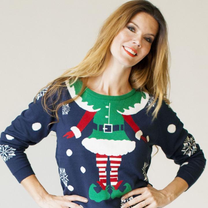 Meine große Freundin Nadja—Weihnachten (Pressebild)