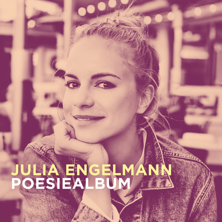 Julia Engelmann Cover Poesiealbum 2017