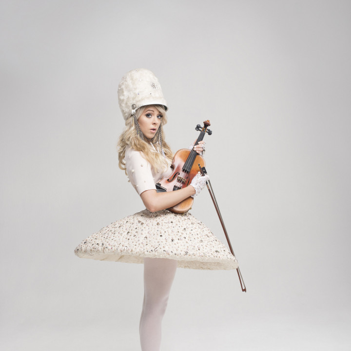"Lindsey Stirling — ""Warmer In The Winter"""