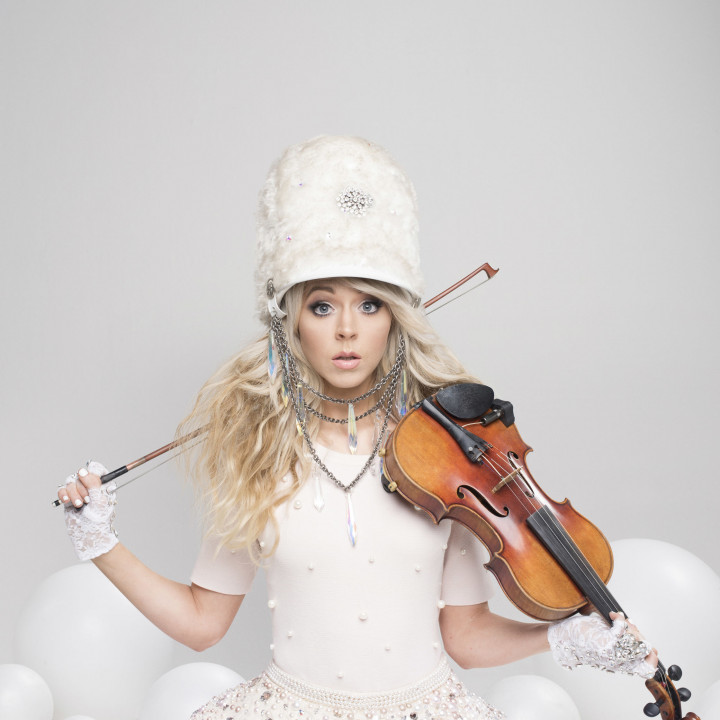 "Lindsey Stirling – ""Warmer In The Winter"""