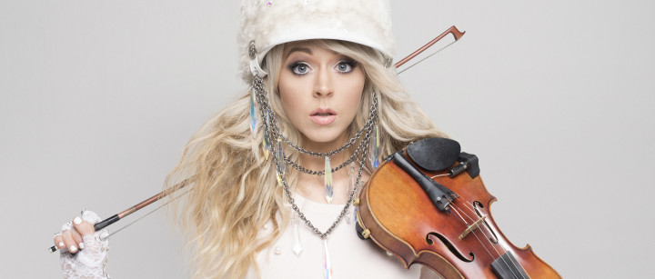 "Lindsey Stirling - ""Warmer In The Winter"""