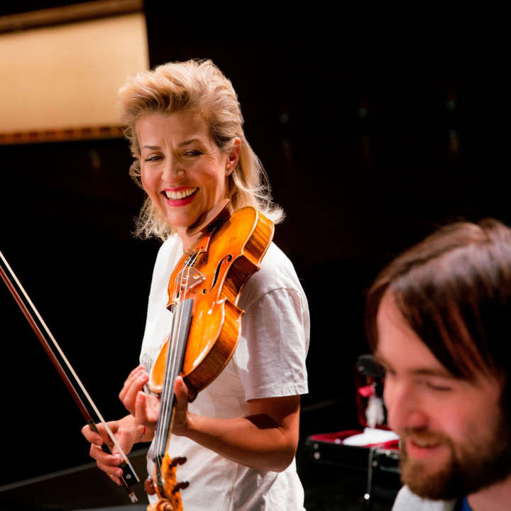 Anne-Sophie Mutter, Daniil Trifonov