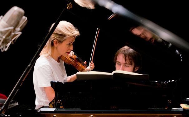 Anne-Sophie Mutter, Schubert schwebend – Zweiter Vorabtrack aus Mutters und Trifonovs neuem Album
