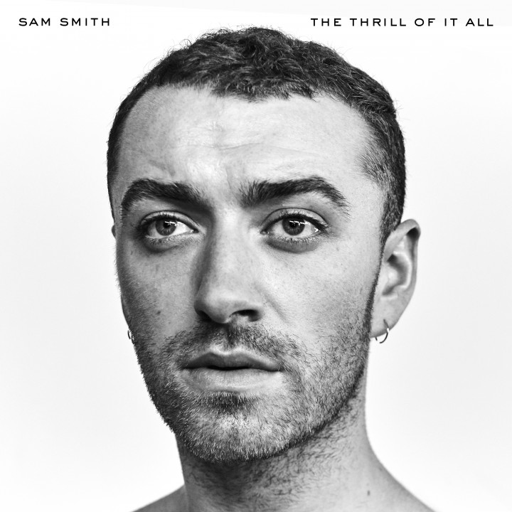 Sam smith the thrill of it all cover
