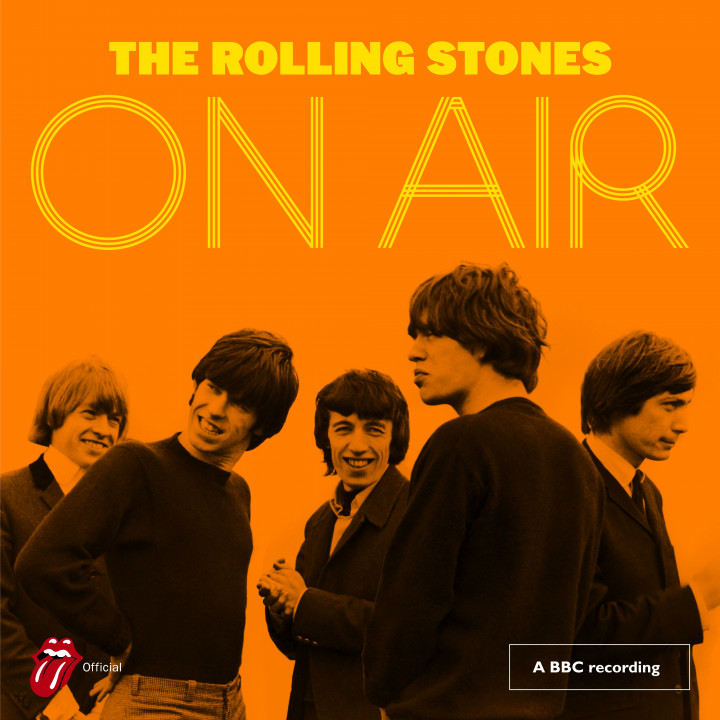 The Rolling Stones - On Air Standard Cover