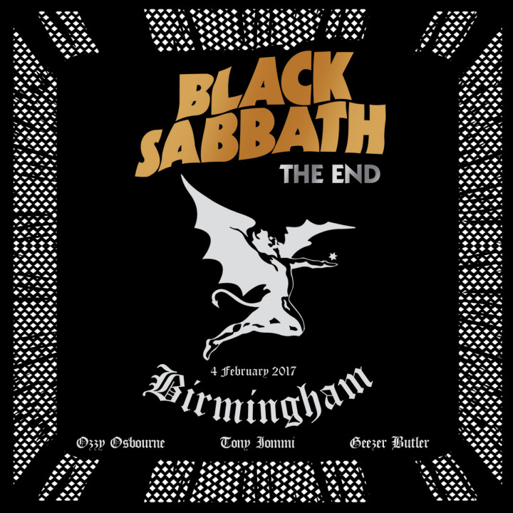 Black Sabbath - The End 2 CD