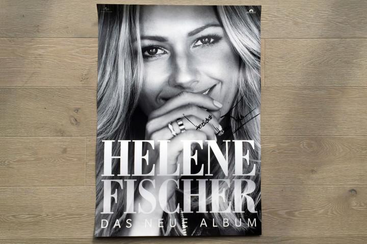 Helene Fischer Poster 2017