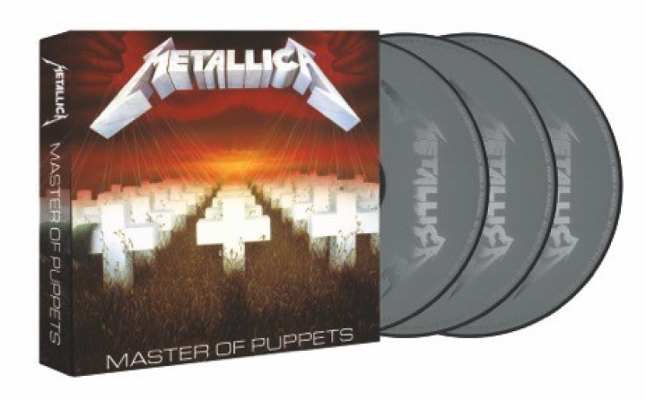 Master Of Puppets - 3CD Expanded Edition