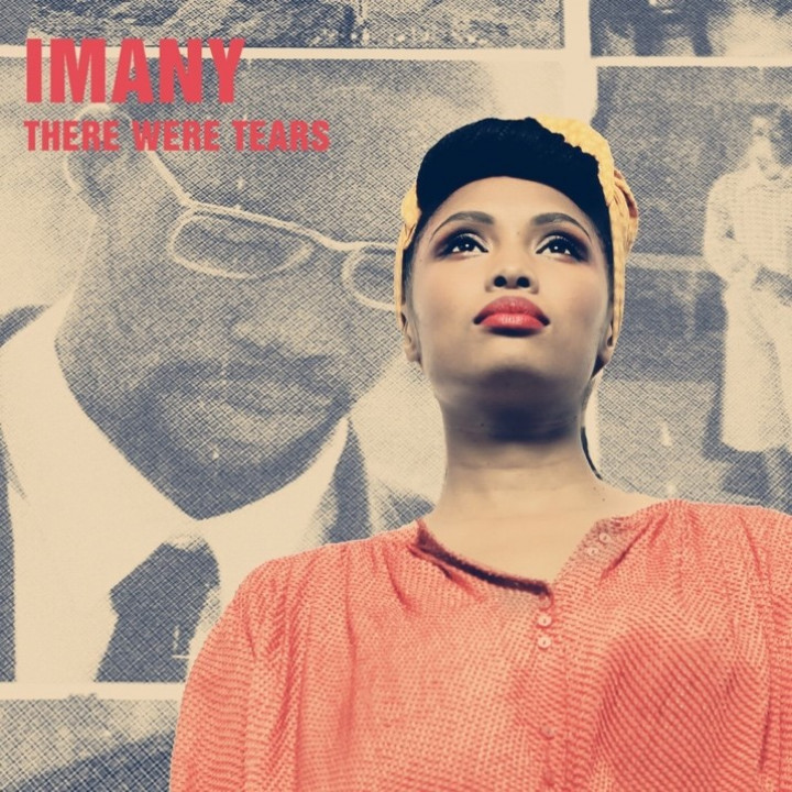 Imany Cover There Were Tears
