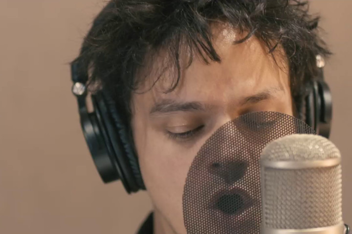 """JAMIE CULLUM über """"Be Our Guest"""" (Jazz Loves Disney 2 - A Kind Of Magic)"""