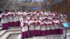 Chor der Sixtinischen Kapelle, Quem vidistis pastores – Dicite quidnam vidistis