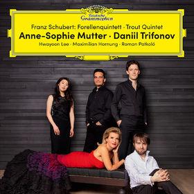 Anne-Sophie Mutter, Schubert: Forellenquintett - Trout Quintet, 00028947981763