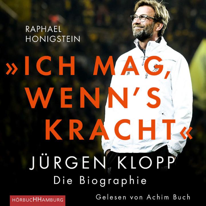 Jürgen Klopp Bio Cover