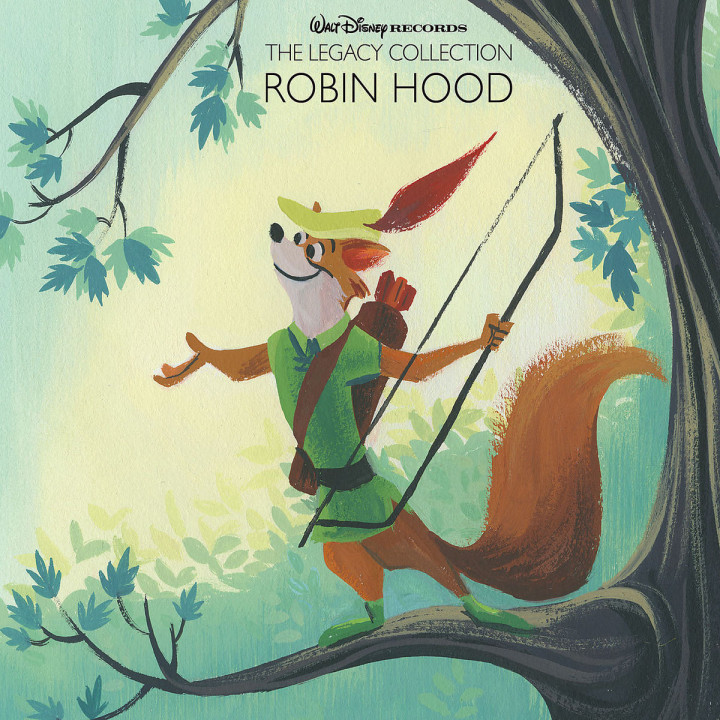Legacy Collection Robin Hood Cover
