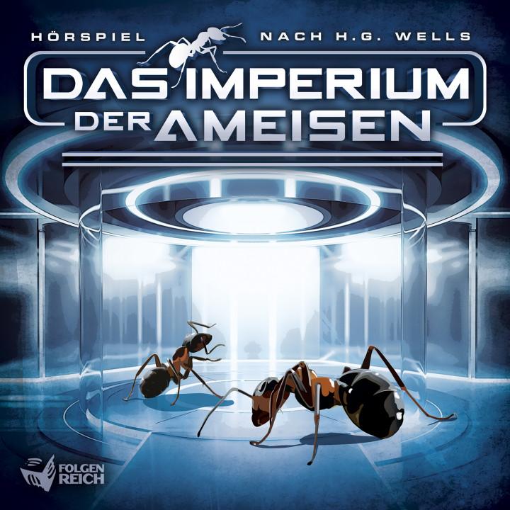 Imperium der Ameisen Cover