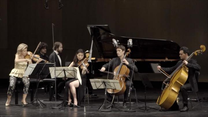 Schubert: Forellenquintett (Trailer)