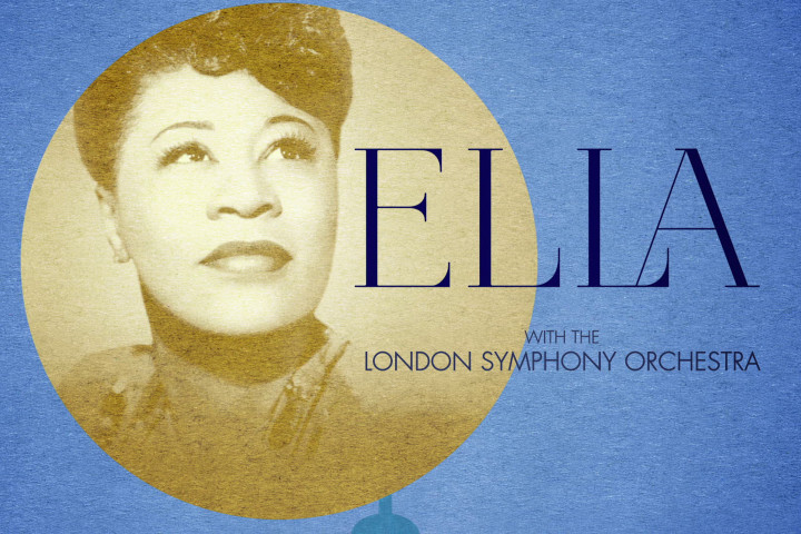 "Ella with the London Symphony Orchestra ""Let's Do It Let's Fall In Love"" (Lyric Video)"