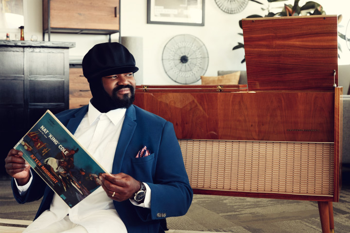 Gregory Porter - Nat King Cole and Me