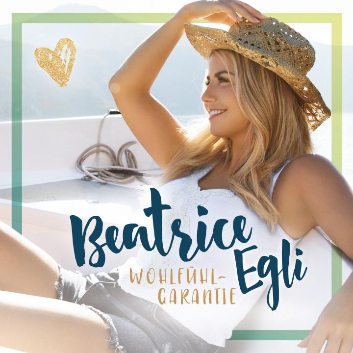 Beatrice Egli Cover Wohlfühlgarantie 2018