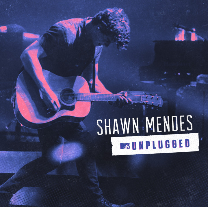 Shawn Mendes Unplugged Cover