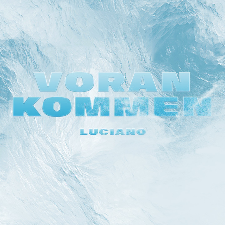 Luciano Cover Vorankommen 2017