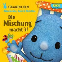 Kikaninchen, Die Mischung macht's! Das 4. Album, 00602557793093