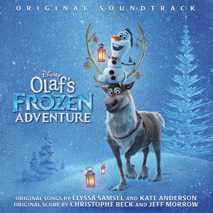Olafs Frozen Adventure Cover