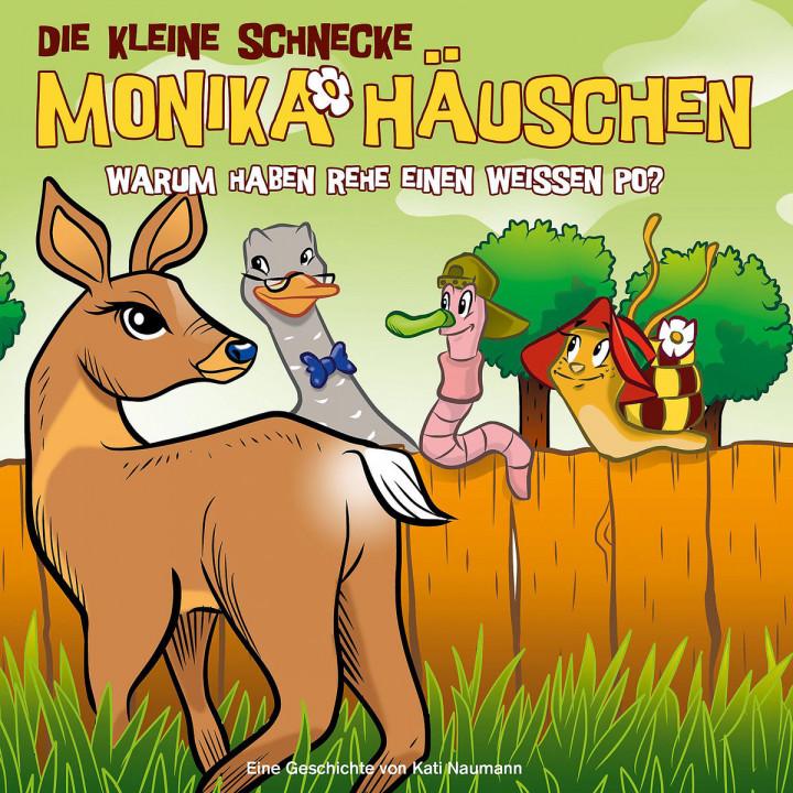 Monika Häuschen 50 Cover