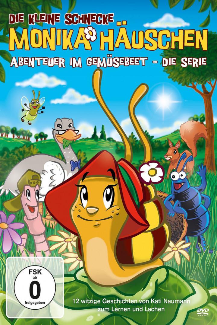 Abenteuer im Gemüsebeet Cover