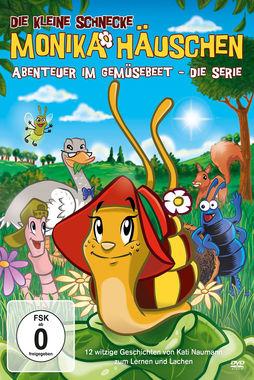 Die kleine Schnecke Monika Häuschen, Abenteuer im Gemüsebeet - ..., 00602557469585