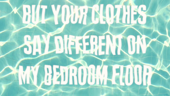 Bedroom Floor (Lyric Video)