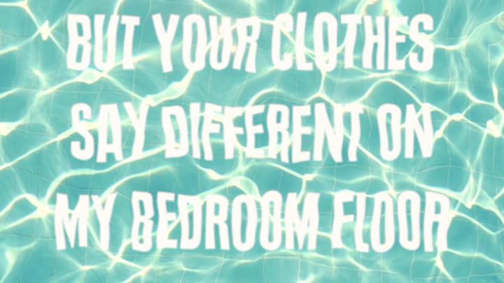 Bedroom Floor (Lyric Video)