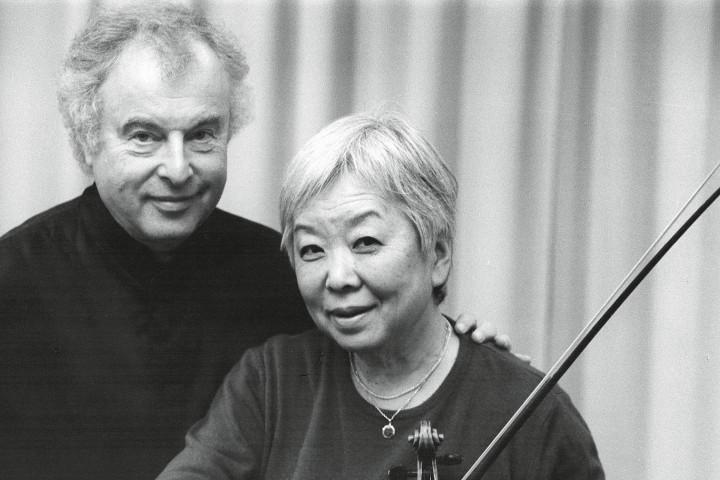 András Schiff, Yuuko Shiokawa