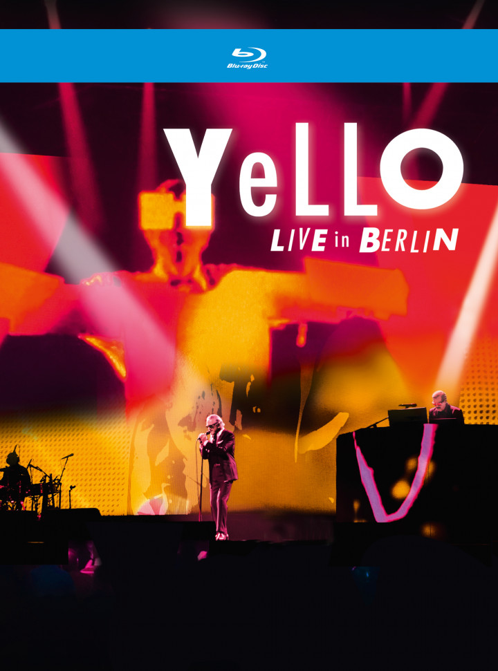Yello Live in Berlin BluRay ohne FSK