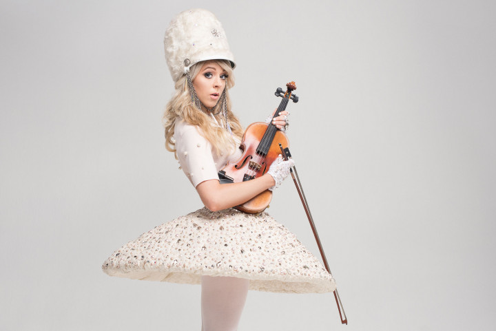 Lindsey Stirling 2017 HD