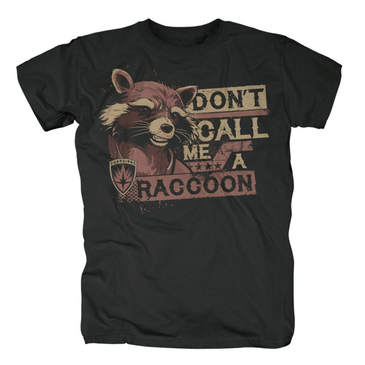 Dont Call Me A Raccoon