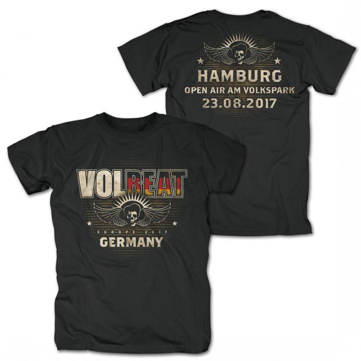 Event 23.8.17 Hamburg
