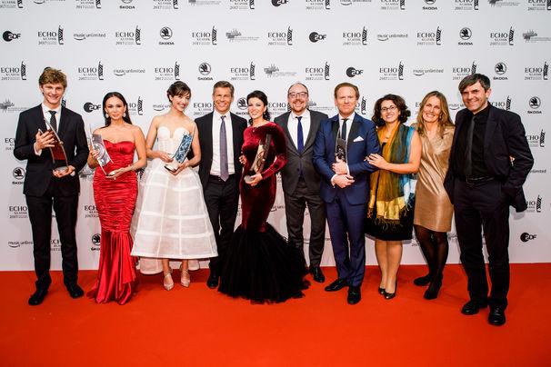 ECHO Klassik - Deutscher Musikpreis, Großer Erfolg – Universal Music Künstler mit ECHO Klassik ausgezeichnet