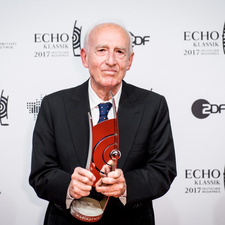 Maurizio Pollini (Echo Klassik 2017)