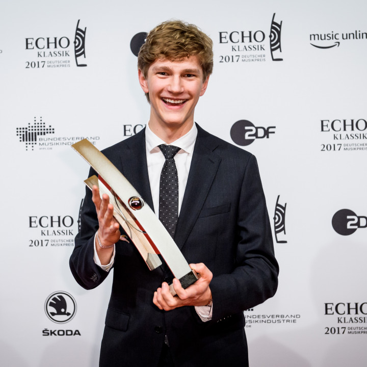 Jan Lisiecki (Echo Klassik 2017)