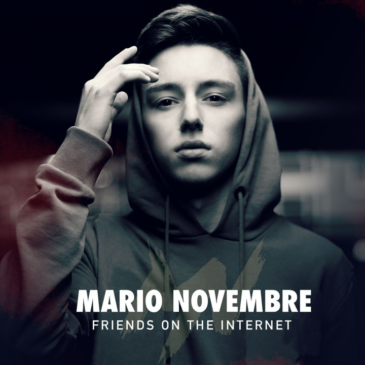 Mario Novembre Friends On The Internet 2017