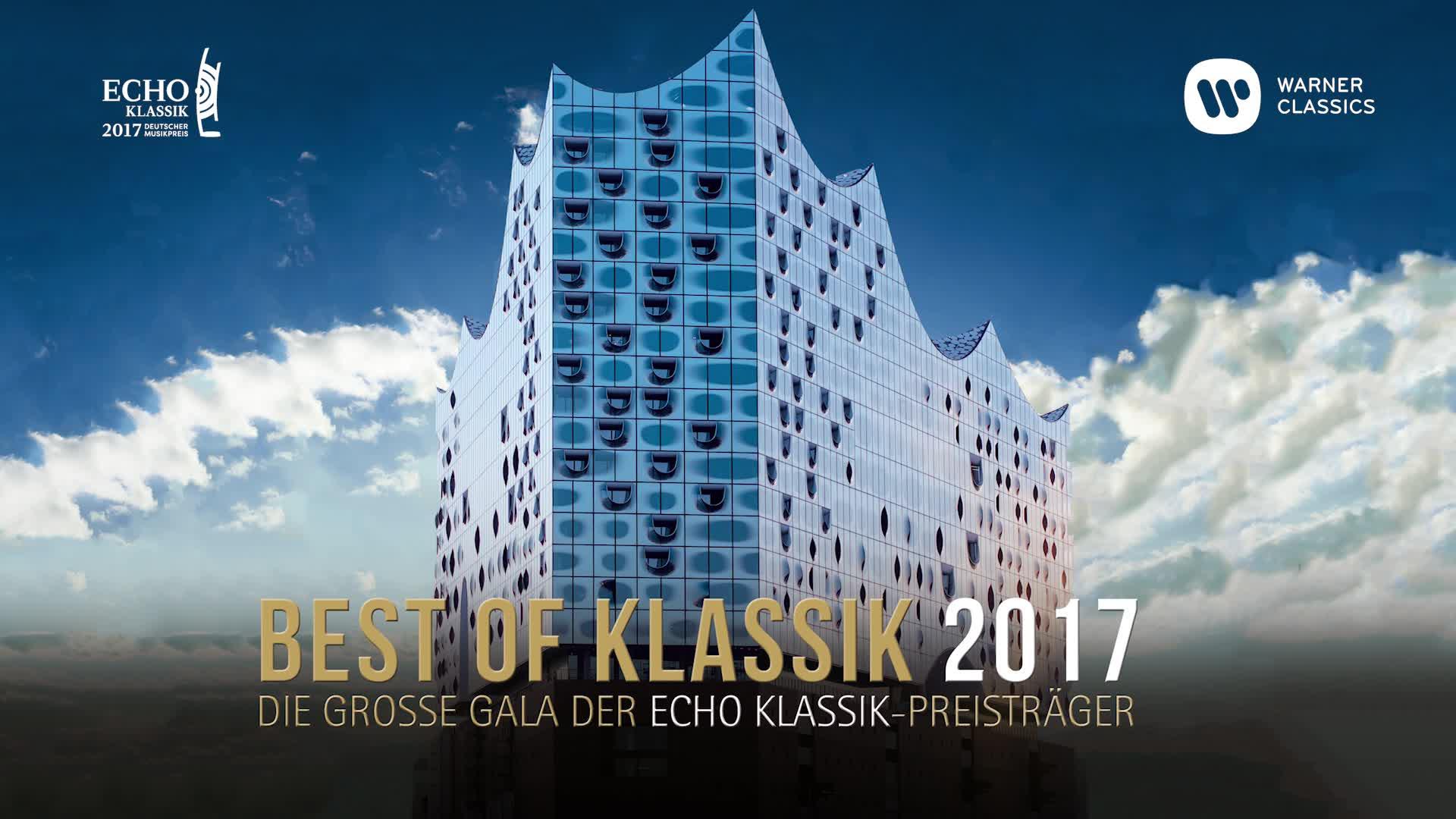 ECHO Klassik - Deutscher Musikpreis, ECHO Klassik 2017