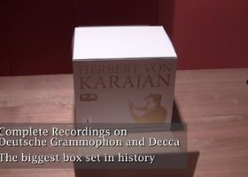 Herbert von Karajan, Complete Recordings Unboxing (Trailer)