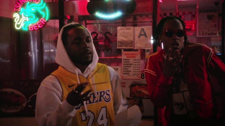 New Freezer feat. Kendrick Lamar