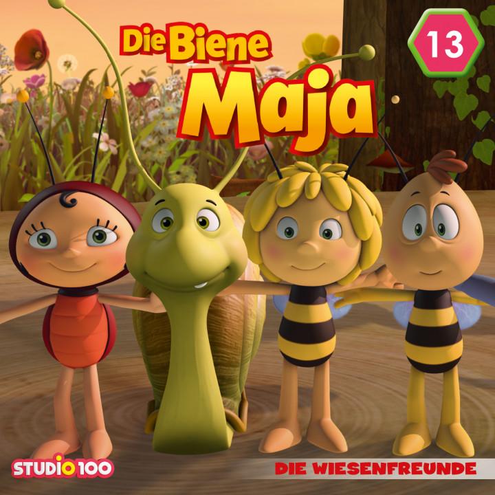 Die Biene Maja (CGI) 13: Die Wiesenfreunde