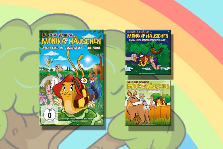 Monika Häuschen 49 50 DVD