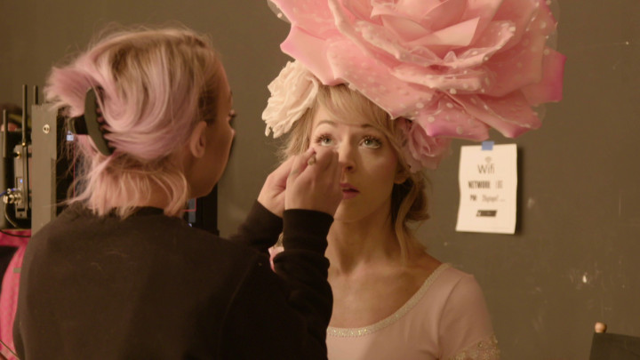 "Making of ""Dance Of The Sugar Plum Fairy"""